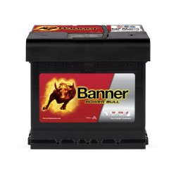 Baterie Auto Banner Power Bull 12V 50 Ah 450A P5003