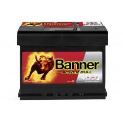 Baterie Auto Banner Power Bull 12V 60 Ah 540A P6009