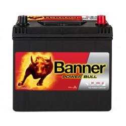 Baterie Auto Banner Power Bull 12V 60 Ah 510A P6068