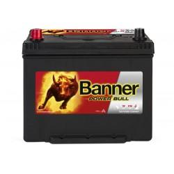 Baterie Auto Banner Power Bull 12V 70 Ah 600A P7024