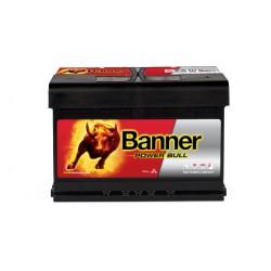 Baterie Auto Banner Power Bull 12V 72 Ah 660A