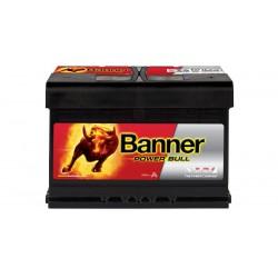Baterie Auto Banner Power Bull 12V 74 Ah 680A