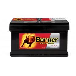 Baterie Auto Banner Power Bull 12V 80 Ah 700A P8014