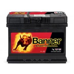 Baterie Auto Banner Starting Bull 12V 62 Ah 480A