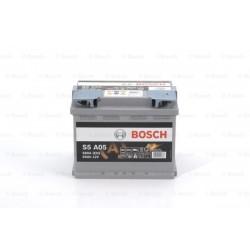 Baterie Auto Bosch AGM 60 Ah