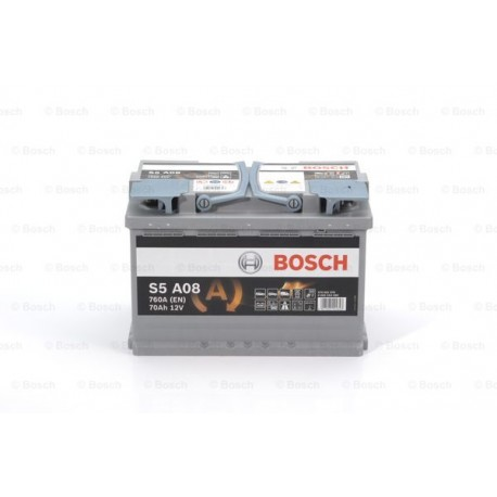Baterie Auto Bosch AGM 70 Ah
