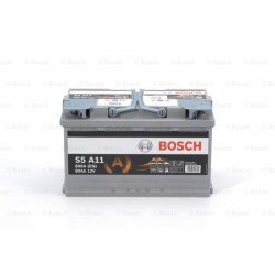 Baterie Auto Bosch AGM 80 Ah