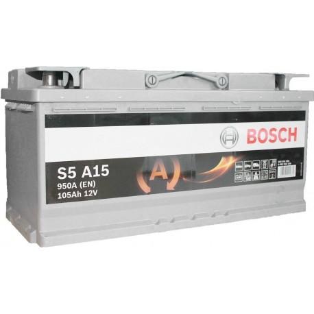 Baterie Auto Bosch AGM 105 Ah