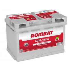 Baterie Auto Rombat 70 Ah AGM
