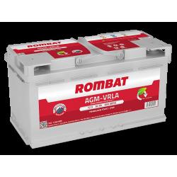 Baterie Auto Rombat 92 Ah AGM