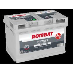 Baterie Auto Rombat Premier 75 Ah