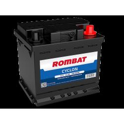 Baterie Auto Rombat Cyclon 44 Ah