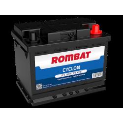 Baterie Auto Rombat Cyclon 62 Ah