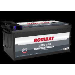 Baterie Auto Rombat TerraPro 230 Ah