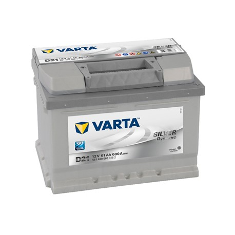 Baterie Auto VARTA SILVER DYNAMIC 61 Ah D21 561400060