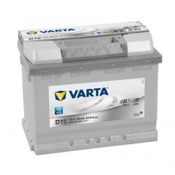 Baterie Auto VARTA SILVER DYNAMIC 63 Ah D15 563400061