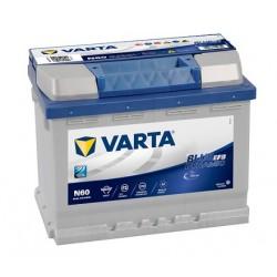 Baterie Auto Varta Blue Dynamic EFB 60 Ah