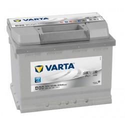 Baterie Auto VARTA SILVER DYNAMIC 63 Ah D39 INV 563401061