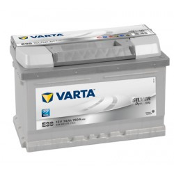 Baterie Auto Varta Silver Dynamic 74 Ah E38 574402075