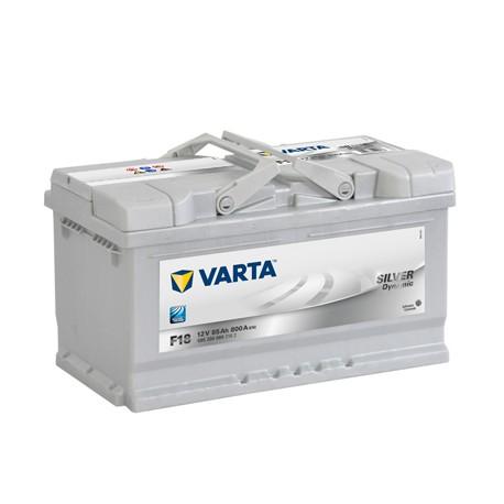 Baterie Auto Varta Silver Dynamic 85 Ah F18 585200080