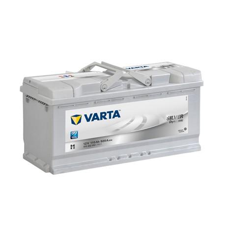 Baterie Auto Varta Silver Dynamic 110 Ah I1 610402092