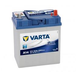 Baterie Auto Varta Blue Dynamic 40 Ah A14 540126033