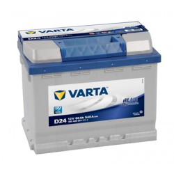 Baterie Auto Varta Blue Dynamic 60 Ah D24 560408054