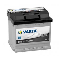Baterie Auto Varta Black Dynamic 45 Ah B19 545412040