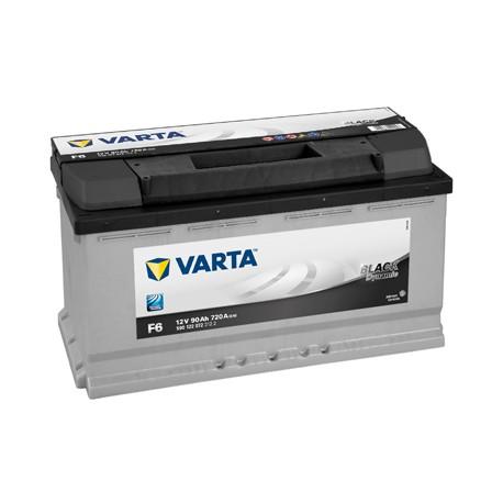 Baterie Auto Varta Black Dynamic 90 Ah F6 590122072