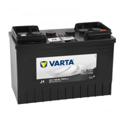 Baterie Auto Varta Black Promotive 12V 125 Ah 720A J1 625012072