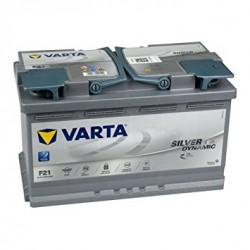 Baterie Auto Varta AGM 80 Ah F21 580901080D852