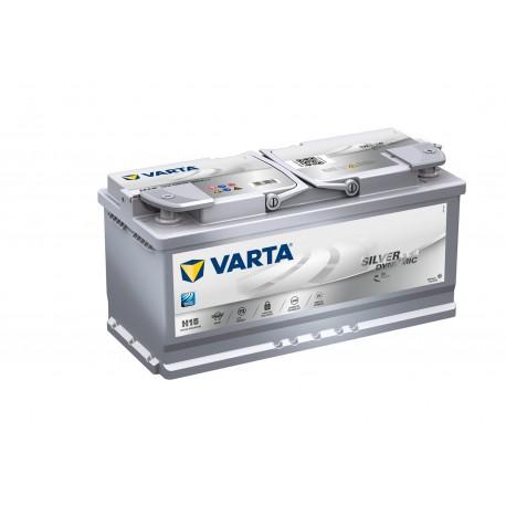 Baterie Auto Varta AGM 105 Ah H15 605901095D852